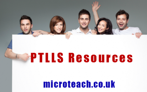 PTLLS Resources